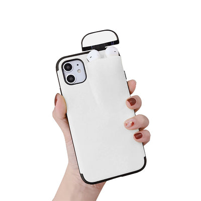 2 in 1 Iphone Case Airpods Cover - GearMeeUp
