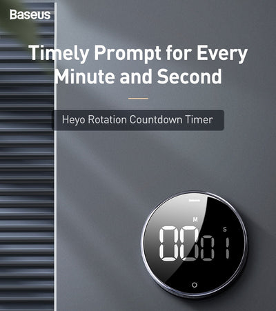 Digital Countdown Timer - GearMeeUp