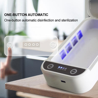 Professional Mobile Phone UV Sterilizer Box - GearMeeUp