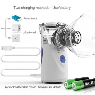 Mini Handheld Portable Nebulizer - GearMeeUp