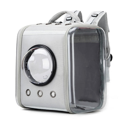 Durable Limited Transparent Pet Backpack - GearMeeUp