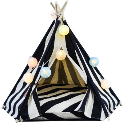 Cute Teepee Pet House - GearMeeUp