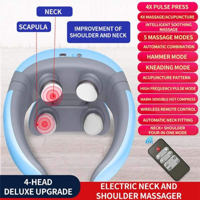 Smart Magnetic Therapy Massager - GearMeeUp