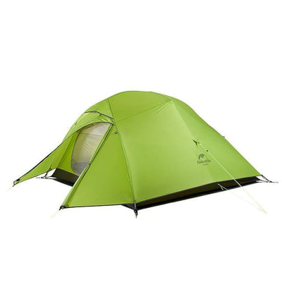 Ultralight 3 Person Nylon Camping Tent - GearMeeUp