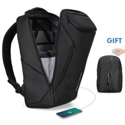 Multifunctional Waterproof Anti-theft Fashion Backpack - GearMeeUp