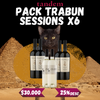 Pack Trabun Sessions x6