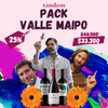 Pack Valle Maipo