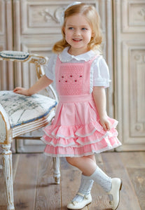 Estelle Blouse & Pinafore