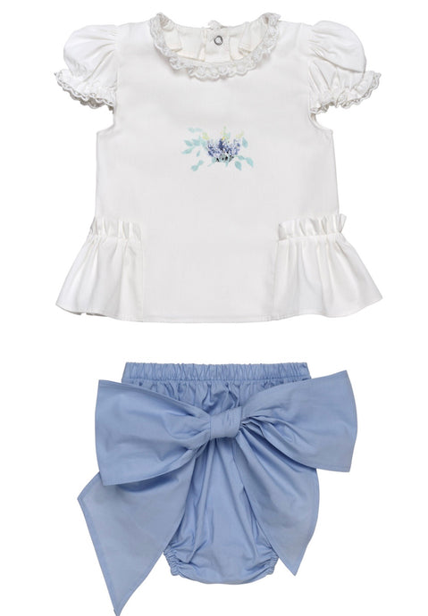 Evita Shorts and Tunic Sets (Pink or Blue)