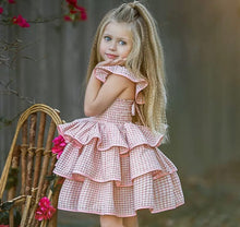Load image into Gallery viewer, Ella Plaid Tutu Dress