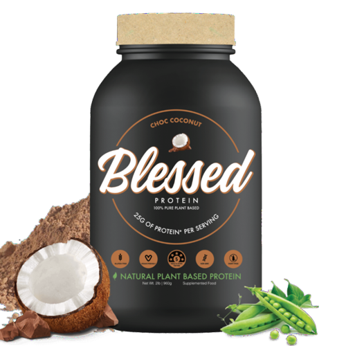 Blessed Vegan Protein 2lb
