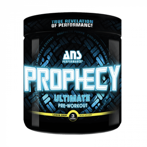 ANS Prophecy Preworkout 3serve Trial