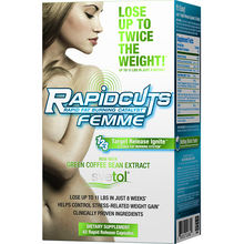 Load image into Gallery viewer, AllMax Nutrition RapidCuts Femme 60caps