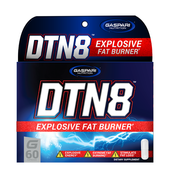 Gaspari Detonate DTN8 Fat Burner 60pills