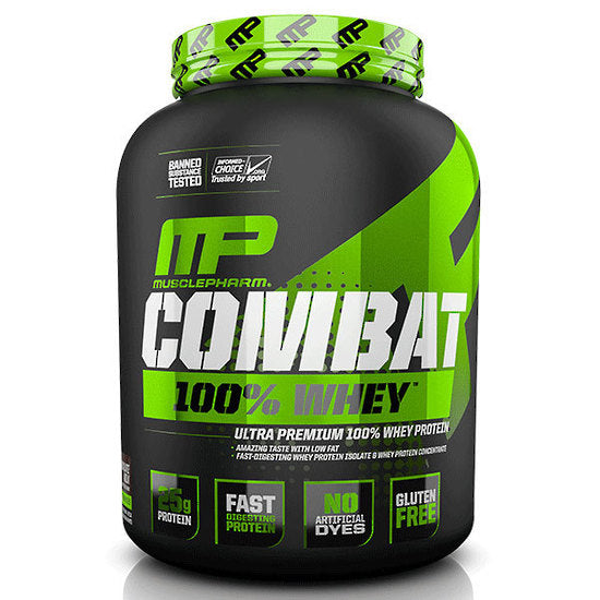 Muscle Pharm Combat 100% Whey 5lb