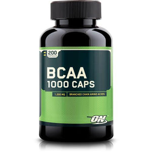 Optimum Nutrition BCAA 1000 200caps