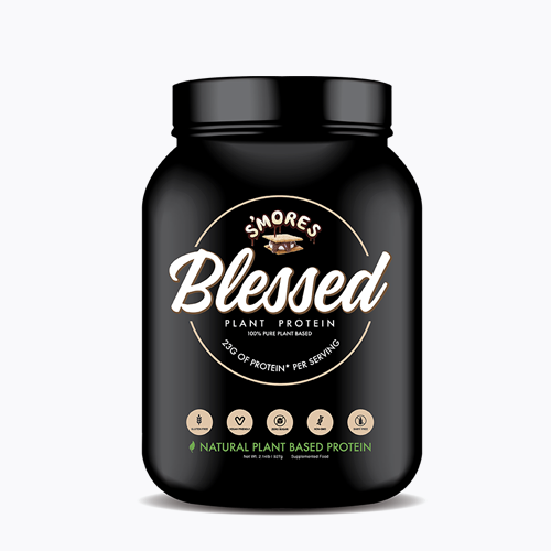 Blessed Vegan Protein 1lb