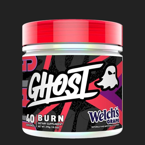 Ghost Burn + BLACK 40serve