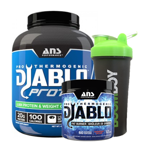 ANS Diablo Weight Loss Stack XL