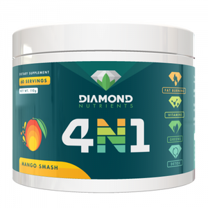 Diamond Nutrients 4-in-1 Health Booster