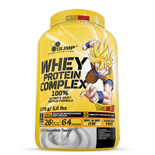 Load image into Gallery viewer, DBZ Whey Protein 5lb