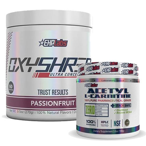 Ehp Labs Fat Burning Stack