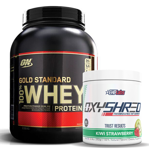 Gold Standard Shred Stack