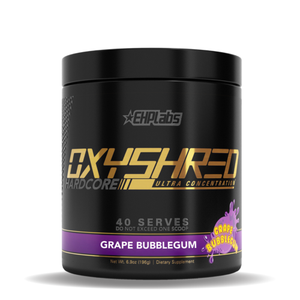 EHP Labs #1 OxyShred 60serve Fat Burner