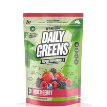 Load image into Gallery viewer, MUSCLE NATION 100% NATURAL DAILY GREENS