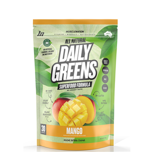 MUSCLE NATION 100% NATURAL DAILY GREENS