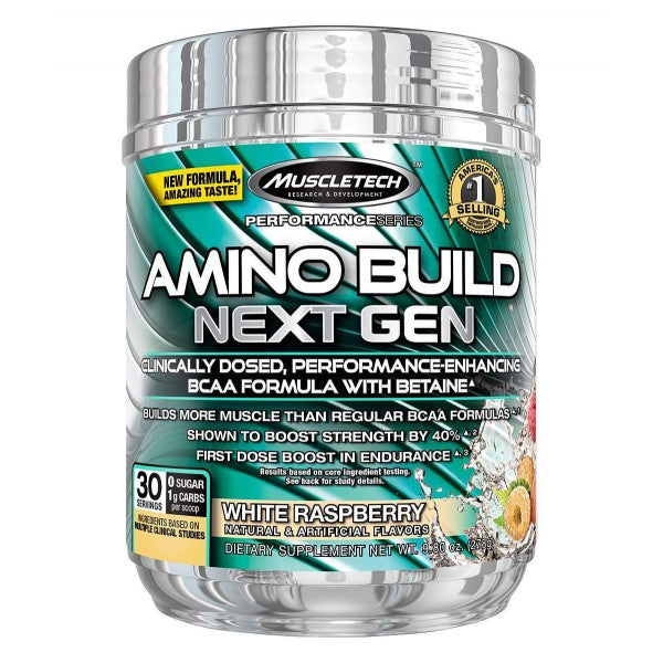 Muscletech Amino Build Next GEN 30serve