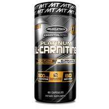 Load image into Gallery viewer, Muscletech 100% Carnitine 180caps