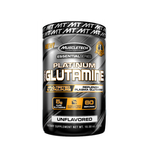 Muscletech Glutamine 60serve