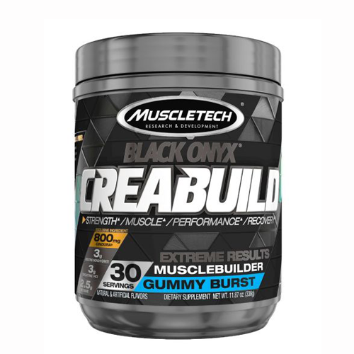 Muscletech CreaBuild Advanced Creatine 30serve