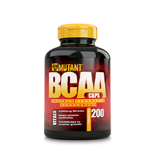 Load image into Gallery viewer, Mutant BCAA 200caps