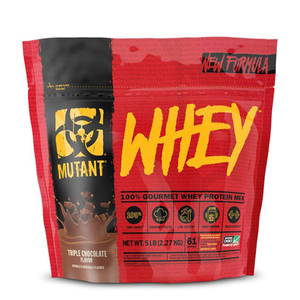 Mutant Whey 5lb + Free Multi Vitamins