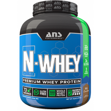 Load image into Gallery viewer, ANS N-Whey Protein 5lb