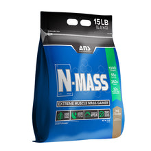 Load image into Gallery viewer, ANS N-MASS 15lb
