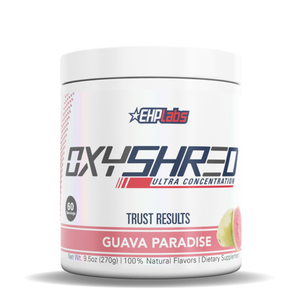 EHP Labs OxyShred 60serve