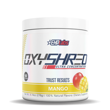 Load image into Gallery viewer, EHP Labs #1 OxyShred 60serve Fat Burner