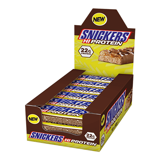 Snickers Protein Bars 18pack