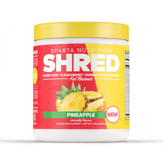 Sparta Nutrition SHRED 40scoops