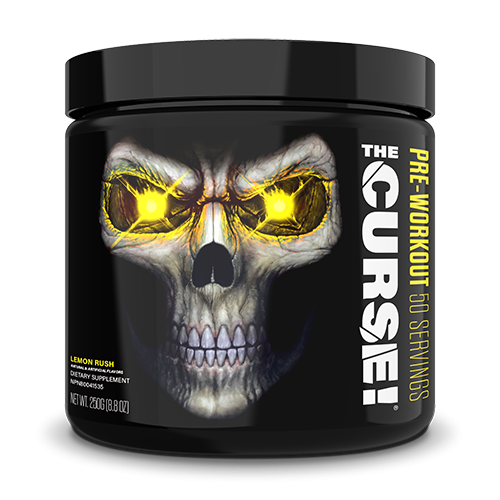 The Curse 50serve Preworkout
