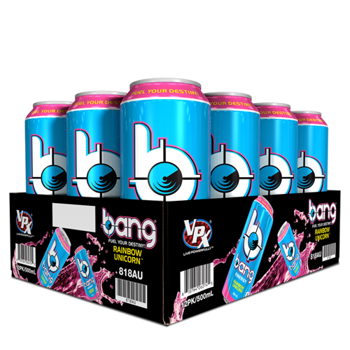 VPX BANG ENERGY Drinks 12PACK