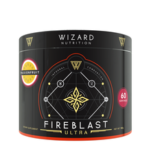 Load image into Gallery viewer, Wizard FireBlast Ultra Powder 60serve