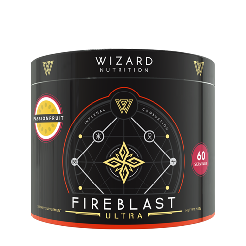 Wizard FireBlast Ultra Powder 60serve