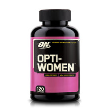 Load image into Gallery viewer, Optimum Nutrition Opti-Woman 120caps