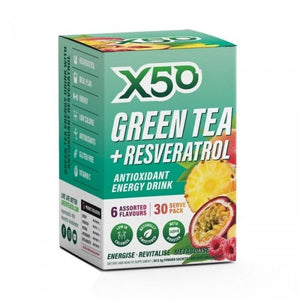 GreenTea X50 30serve