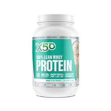Load image into Gallery viewer, X50 100% Lean Protein 2lb