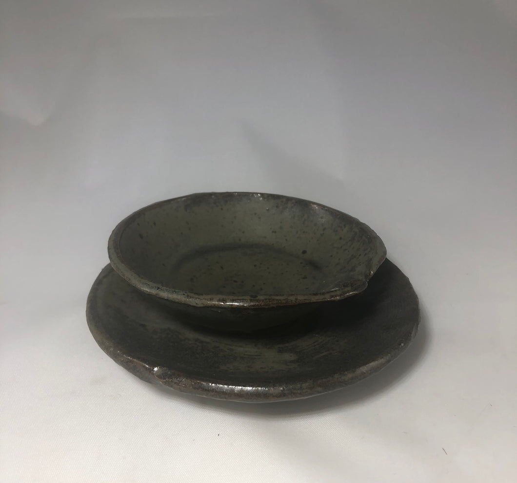 Small bowl with Saucer